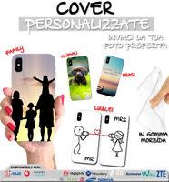 COVER PERSONALIZZATA FOTO , FRASE, PER SMARTPHONE XIAOMI MI A1 / REDMI 4X