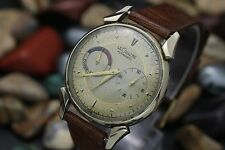 Vintage LeCOULTRE Futurematic Bumper Automatic Power Reserve 10K G.F. Watch