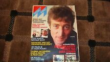 MUZIEK EXPRES  vintage european music magazine from December 1981 John Lennon