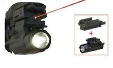 Flashlight and Removeable Laser Sight For Taurus 92B 809B 840B 845B 24-7 NEW