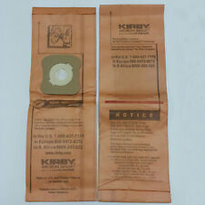 9x  Kirby Generation 4 & 5 G4/5 Micron Magic Vacuum Bags 197294S 197394A
