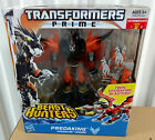 Transformers Prime Beast Hunters PREDAKING Voyager NEW MISB For Sale