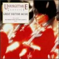Various Artists-Unforgettable Classics Great British Music CD