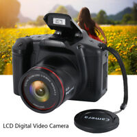 "Appareil photo numérique 2.4 ""TFT LCD 1080P HD 16x Zoom SLR Caméra Anti-Shake G"