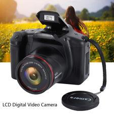 """Appareil photo numérique 2.4 """"TFT LCD 1080P HD 16x Zoom SLR Caméra Anti-Shake D"""