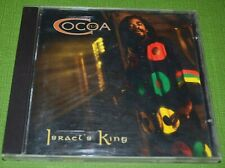 Israel's King By Cocoa Tea Dance Hall Ragga Style Reggae CD 2005