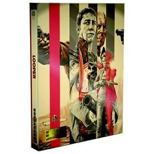 Looper: Best Buy MONDO X Exclusive VARIANT EDITION SteelBook #001 [Blu-ray] NEW