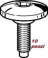 Vite metrica zincata per paraurti Fiat Grande Punto