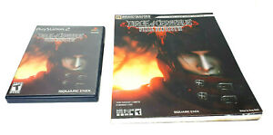 Final Fantasy VII Dirge of Cerberus Game & Strategy Guide PS1 PlayStation 1