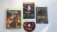 Gears of War 2 & Flashback Mapa Pack 5 Mapas Extra Xbox 360 Juego
