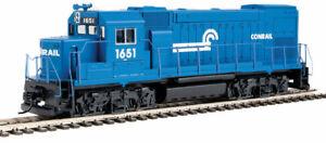 Walthers - EMD GP15-1 - Standard DC -- Conrail (blue, white) - HO