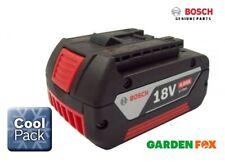 SALE - Bosch 18v 4.0AH Li-ION Battery Cool Pack 2607336815 1600Z00038 O82 N