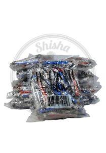 Hookahjohn Mouth Tip - 10 Bag of 50 Tips - Shisha (10 PACK)