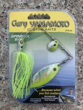 Gary Yamamoto Spinnerbait 3/8 OZ Pearl Chartreuse