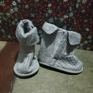Baby Carter's BootiesFaux Suede Lined Booties 3-6 Months New without tag