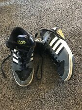Mens Adidas High Top Shoes Neon Label Size 9