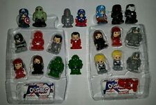 Ooshies. Series 2. MARVEL. AS NEW!!!