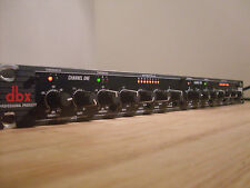 DBX 266XL COMPRESSOR LIMITER NOISE GATE WITH FREE UK SHIPPING