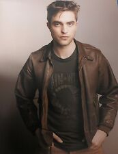 Robert Pattinson Signed Photo 11x14