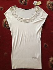 Gorgeous GUESS Short Dress/Long Jumper, size M - brand new with tags