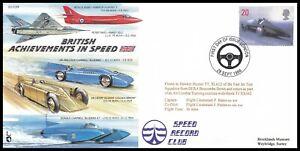 JS(CC)59 British Achievements in Speed Hawker Hunter Flown RAF Cover