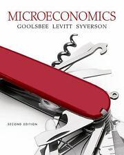 Microeconomics by Goolsbee, Austan; Levitt, Steven; Syverson, Chad
