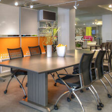 Conference Table & Chair Set