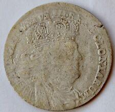 18 Groschen, 1/4 Thaler, Ort - 1754 Poland, Augustus III