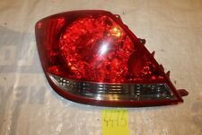05 06 07 08 ACURA RL DRIVER LEFT TAILLIGHT TAIL LAMP BRAKE LIGHT 4475