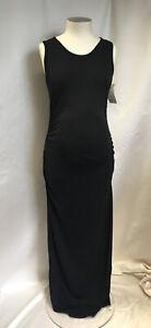 Isabella Oliver Maternity Tank Column Dress Size 3, Uk 12