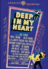 Deep in My Heart NEW DVD