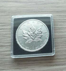 1 Oz Meaple Leaf 2011 ,31,1g Feinsilber  5 Dollars Canada ,ungeöffnet