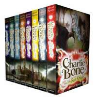 Charlie Bone Collection 8 Books Set By Jenny Nimmo Red Knight, Midnight, Blue Bo