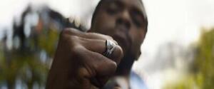 Black Panther King T'Challa Ring in silver 925 Wakanda chadwick boseman lover