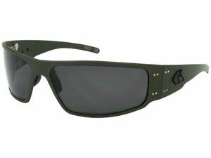 Gatorz Magnum Green Cerakote w/ Smoked Polarized Lenses Sunglasses (MAGCOG01P)