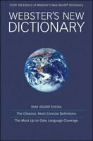 Webster's New Dictionary Paperback Over 60,000 Entries