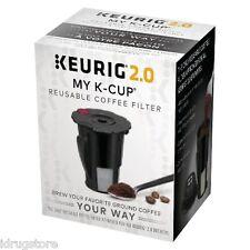Keurig 2.0 MY K-CUP Reusable K-Cup Coffee Filter BRAND NEW