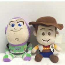 "8"" Pixar ToyStory toy Plush doll Buzz Lightyear toy Hudi Cowboy Child gift"