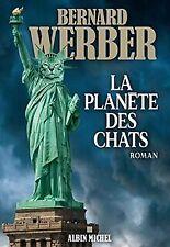 La Planète des chats de Werber, Bernard | Livre | état très bon