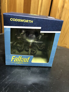 Fallout 4 Loot Crate Codsworth Figure Mr Handy