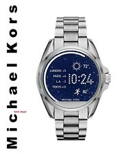 Genuine Michael Kors Ladies Bradshaw Access Smartwatch Stainless Steel MKT5012 J