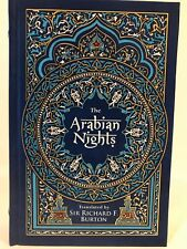 The Arabian Nights Hardcover Book Barnes And Noble 2009 Collectable Leather