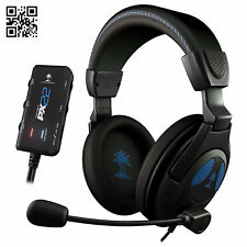 Turtle Beach Ear Force PX22 Gaming Headset [PS3, Xbox 360, PC], Schwarz