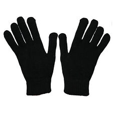 G13 3prs LADIES MENS ONE SIZE WINTER WARM MAGIC GLOVE COLD PROTECTION DURABLE