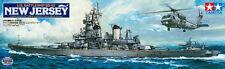 Tamiya 78028 1/350 USS Battleship BB-62 New Jersey w/Detail Up Parts