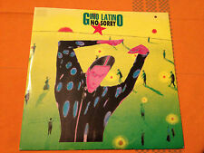 "GINO LATINO - NO SORRY - 1989 Italian 12"" Vinyl - 2 mixes ITALO-HOUSE  NMINT"