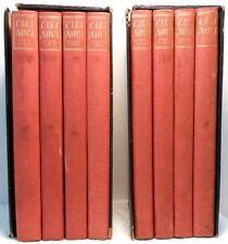 8 Vol Set 1940 MEMOIRS OF JACQUES CASANOVA DE SEINGALT Limited Editions Club