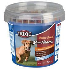 Trixie Entrenador de SNACK MINI HEARTS 200 g, snack para perro, NUEVO