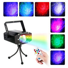 Discolampe Discolicht Partybeleuchtung Partylampe Partyprojektor LED Disco DJ