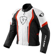 Giacche bianchi impermeabili per motociclista Taglia XL